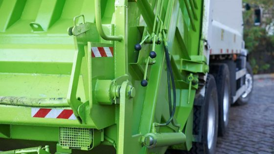 NIGERIA: 40 new trucks set to improve waste collection in Lagos city