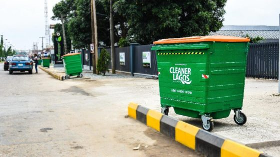 Lawmaker urges waste managers to ensure cleaner Lagos